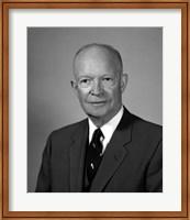 President Dwight Eisenhower Fine Art Print