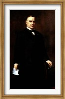 President William McKinley Fine Art Print