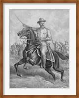 Colonel Theodore Roosevelt Fine Art Print