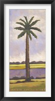 Summer Day Palm Two Fine Art Print