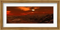 Landscape on Venus Fine Art Print