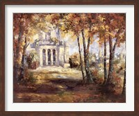 House in the Country Fine Art Print