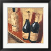 Vino, Vino, Vino 1 Fine Art Print