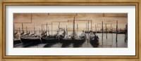 Gondola Fine Art Print