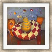 Brunch at Mama's Fine Art Print