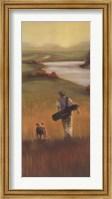 Fairway Companion II Fine Art Print