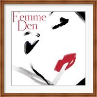 Femme Den I Fine Art Print