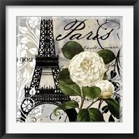 Paris Blanc I Fine Art Print