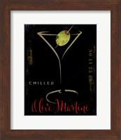 Olive Martini II Fine Art Print