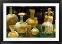 Bottles and Jugs for Wine, Museo de la Cultura del Vino, Spain Fine Art Print