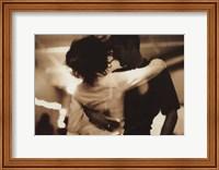Tango Lesson Fine Art Print