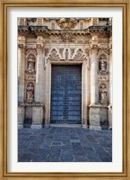Spain, Andalusia, Cadiz, Arcos De la Fontera Saint Peter's Church Fine Art Print