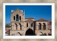 Basilica de San Vicente, Avila, Spain Fine Art Print