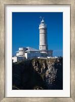 Cabo Mayor Lighthouse, Santander, Spain Fine Art Print
