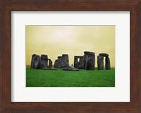 Stonehenge, England Fine Art Print