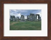 Stonehenge, Avebury, Wiltshire, England Fine Art Print