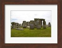 Stonehenge Monument, England Fine Art Print
