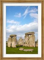 Stonehenge, Wiltshire, England Fine Art Print