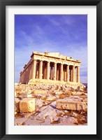 Parthenon on Acropolis, Athens, Greece Fine Art Print
