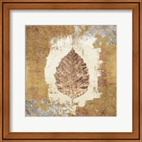 Gilded Leaf VI Fine Art Print