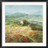 Summer in Provence Fine Art Print