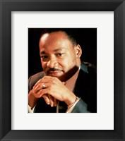 Dr. Martin Luther King, Jr. Fine Art Print