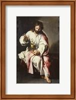 Saint John the Evangelist Fine Art Print