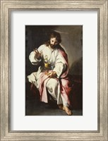 Saint John the Evangelist Fine Art Print