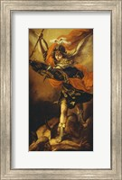 Saint Michael Fine Art Print
