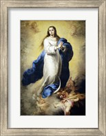 The Immaculate Conception of El Escorial, 1656-1660 Fine Art Print