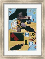 Untitled (Hip Hop Abstract) Fine Art Print