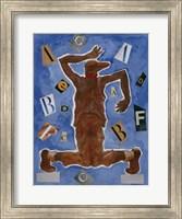 Untitled (Dancer with Glasses) Fine Art Print