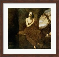 Saint Mary of Egypt Fine Art Print