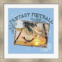 Tropical Fantasy Fine Art Print