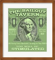 The Bailout Tavern Fine Art Print