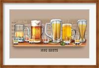 Mug Shots (detail) Fine Art Print