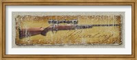 Hunting Rifle Fine Art Print