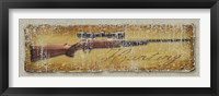 Hunting Rifle Fine Art Print