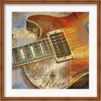 Long Live Rock Fine Art Print