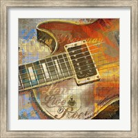Long Live Rock Fine Art Print