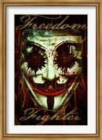 Freedom Fighter Fine Art Print