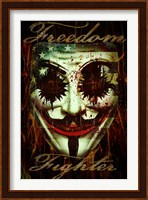 Freedom Fighter Fine Art Print