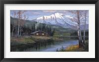 Home in the Wilderness Fine Art Print
