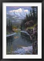 Southfork Grizzly Fine Art Print
