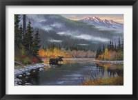 South Fork Moose Fine Art Print