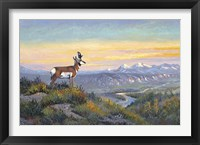 The Lookout Fine Art Print