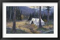 Base Camp Fine Art Print