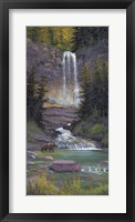 Virginia Falls Fine Art Print