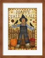 Happy Fall Y'all III Fine Art Print