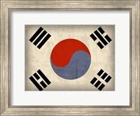 Southkorea Fine Art Print